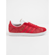 ADIDAS Gazelle Bold Red Womens Shoes