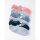 ADIDAS 6 Pack Originals Trefoil Womens No Show Socks