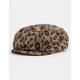 BRIXTON Brood Leopard Womens Snap Cap