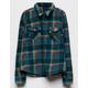O'NEILL Superfleece Fun Times Girls Flannel Shirt