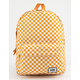 VANS Realm Classic Checkerboard Backpack