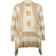 FULL TILT Stripe Womens Wrap Sweater