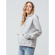 CHAMPION Reverse Weave Oxford Gray Womens Hoodie