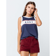 ROXY You Are The Only One Navy Womens Tank Top