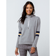 ELEMENT Amour Gray Heather Womens Hoodie