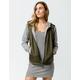 ELEMENT Through Womens Hooded Jacket