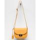 Noemi Mustard Crossbody Bag
