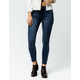 IVY & MAIN Dual Button Womens Skinny Jeans