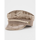 BRIXTON Albany Brown Womens Fiddler Cap
