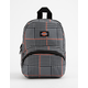 DICKIES Houndstooth Mini Backpack