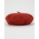 BRIXTON Audrey Red Womens Beret