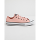 CONVERSE Chuck Taylor All Star OX Storm Pink Low Top Girls Shoes