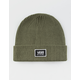 VANS Falcon Olive Womens Beanie