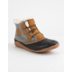 SOREL Out 'N About Plus Quarry Womens Boots