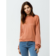 O'NEILL Adonis Mock Neck Womens Sweatshirt