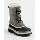 SOREL Caribou Shale Stone Womens Boots