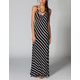 ANM Striped Maxi Dress