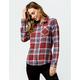 FOX Big Air Womens Flannel Shirt