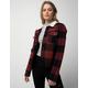 FOX Burnett Womens Flannel Jacket