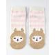 FULL TILT Llama Cozy Womens Socks