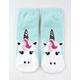 FULL TILT Unicorn Cozy Womens Socks