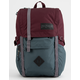 JANSPORT Hatchet Dried Fig & Gray Horizon Backpack