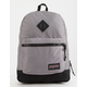 JANSPORT Super FX Gray Optical Zig Zag Backpack