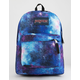 JANSPORT SuperBreak Deep Space Galaxy Backpack