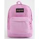 JANSPORT Black Label Lavender Orchid SuperBreak Backpack