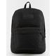 JANSPORT Monochrome Black Backpack
