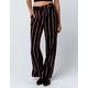 CHANCE Stripe Womens Wide Leg Pants