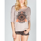 LIRA Lotus Womens Tee