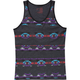 BLUE CROWN Aztec Mens Tank