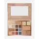 BH COSMETICS 19 Color Desert Oasis Eyeshadow & Highlighter Palette