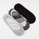 3 Pack Womens No Show Socks