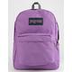 JANSPORT SuperBreak Vivid Lilac Purple Backpack