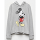 DISNEY Mickey Girls Lightweight Hoodie