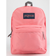 JANSPORT SuperBreak Strawberry Pink Backpack