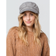 DAVID AND YOUNG Plaid Womens Fiddler Cap
