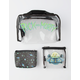 BIOWORLD Rick And Morty 3 Pack Travel Set