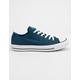 CONVERSE Chuck Taylor All Star Blue Fir & Blue Hero Low Top Womens Shoes