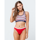 TOMMY HILFIGER Logo Band Red Combo Thong