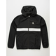 ADIDAS Black & White BB Wind Packable Mens Jacket
