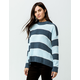 OTHERS FOLLOW Blue Womens Sweater