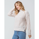RIP CURL Rose High Neck Womens Sweater