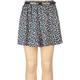 FULL TILT Pleated Belted Challis Skirt