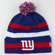 NEW ERA Sport Knit Giants Beanie