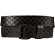 Embossed Check Belt