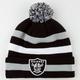 NEW ERA Sport Knit Raiders Beanie