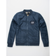 RSQ Nasa Navy Mens Bomber Jacket